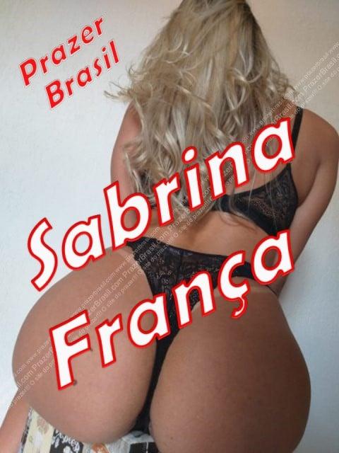 1SabrinaFrancaMulherFrancaSPcapa Sabrina França
