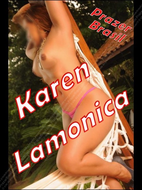 1KarenLamonicaMulherMariliaSPcapa Karen Lamonica