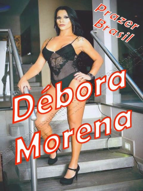1DeboraMorenaTransDFcapa DF - Travesti