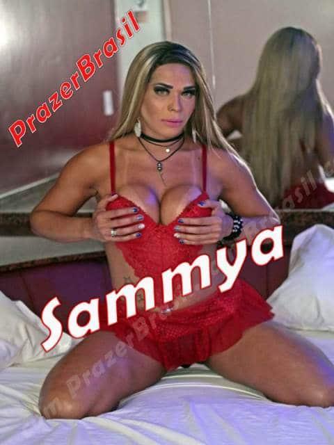 1SammyaDotadaCapa DF - Travesti