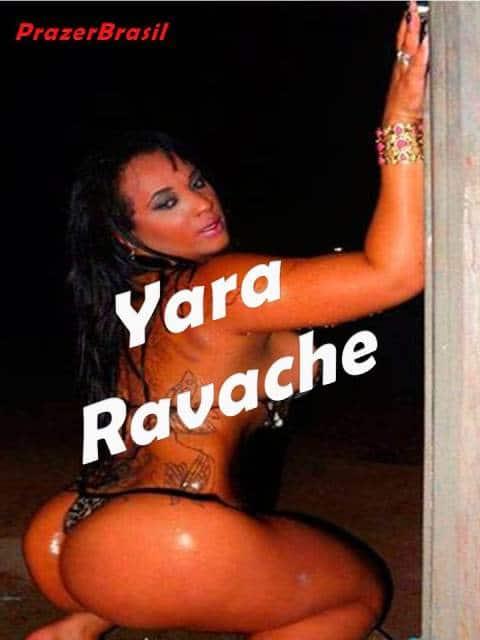 1YaraRavacheCapa DF - Travesti
