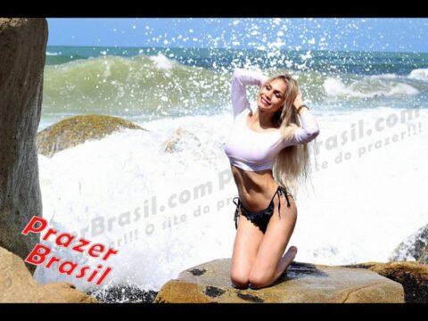 GabyAbelhaTransRS7 Gaby Abelha