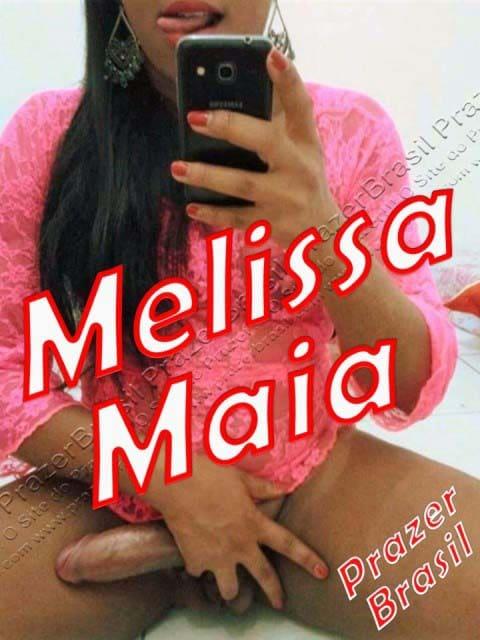 1MelissaMaiaTransGuarulhosSPcapa Guarulhos Itaqua Suzano Mogi - Travestis