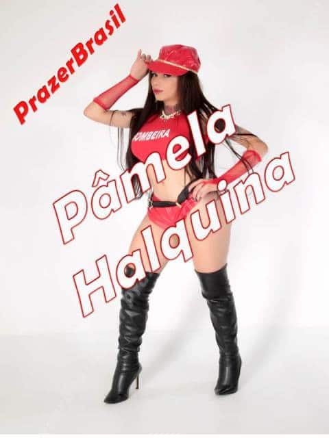 1PâmelaHalquinaCapa São Paulo - Travestis