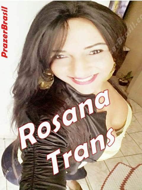 1RosanaTransCapa São Paulo - Travestis