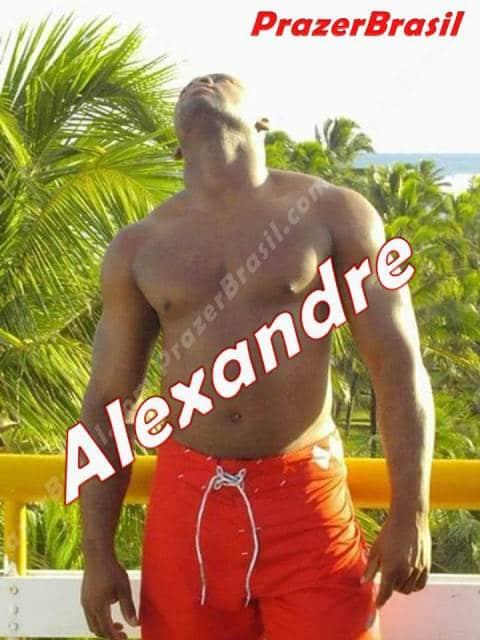 1AlexandreBACapa Salvador - Homens
