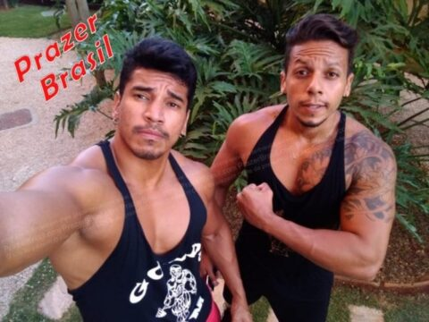 KayqueVidalBrennoTorres2 Kayque Vidal e Brenno Torres