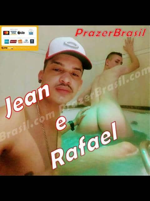 1JeanRafaelCapa Jean e Rafael