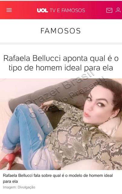 RafaelaBelucciTrans66 Rafaela Belucci