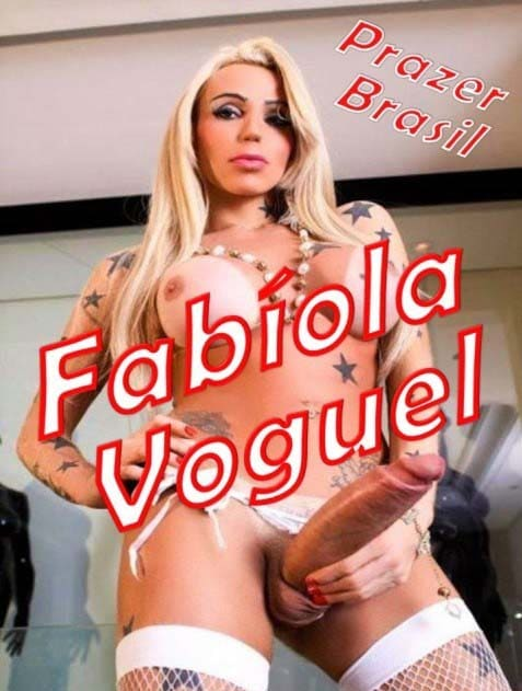 1FabiolaVoguelTransCapa São Paulo - Travestis