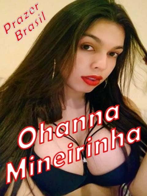 1OhannaMineirinhaTransCapa São Paulo - Travestis