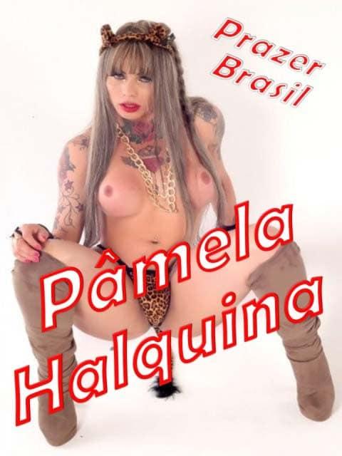 1PâmelaHalquinaTransCapa ABC - Travestis