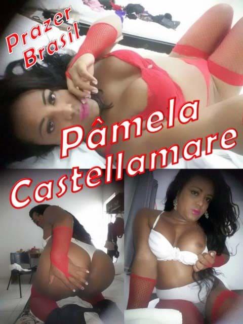 1PamelaCastellamareTransCapa Tocantins - Travestis