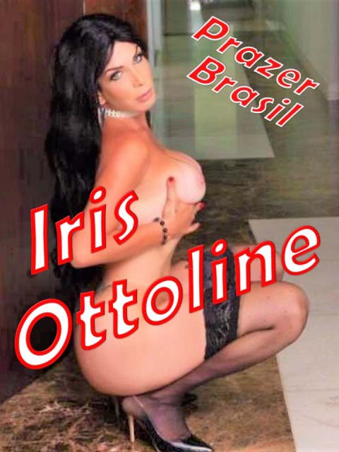 1IrisOttolineTransCapa RJ - Travestis