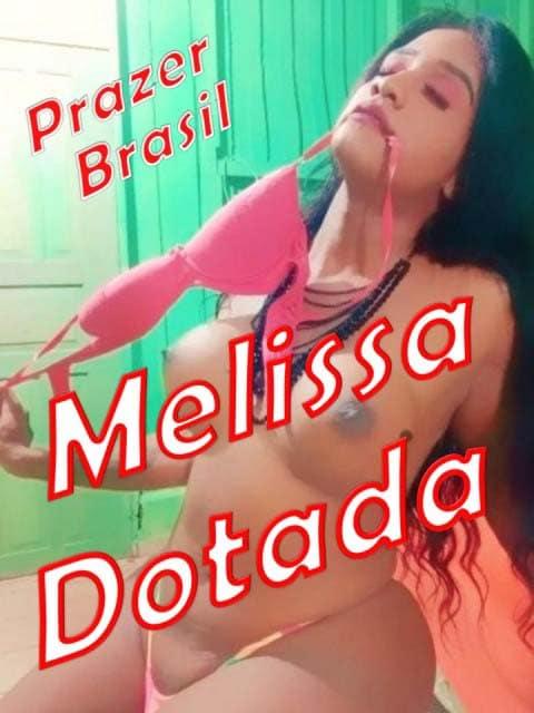 1MelissaDotadaTransCapa Mato Grosso - Travestis