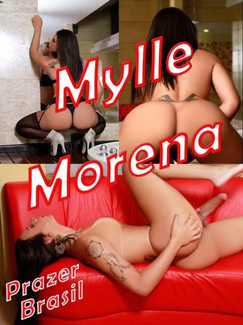 1MylleMorenaTransCapa Mylle Morena