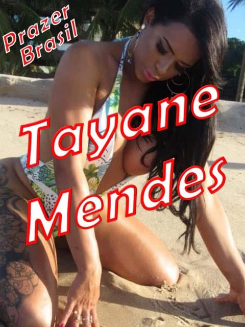 1TayaneMendesTransCapa Tayane Mendes