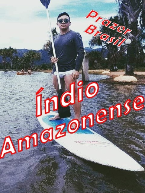 1IndioAmazonenseHomSPCapa São Paulo Capital - Homens