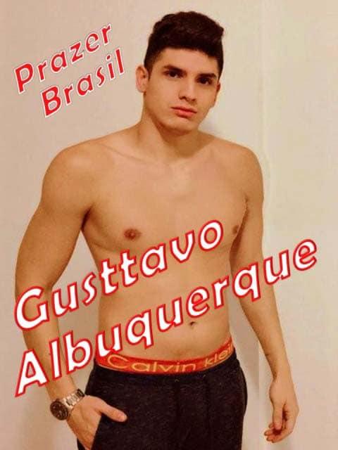 1GusttavoAlbuquerqueHomRJcapa Rio de Janeiro - Homens
