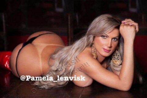 PamelaLenviskTrans9 Pâmela Lenvisk