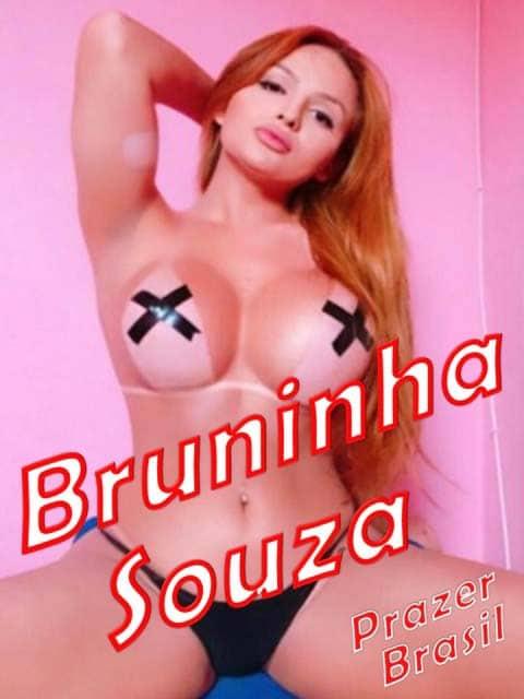 1BruninhaSouzaTransCapa São Paulo - Travestis