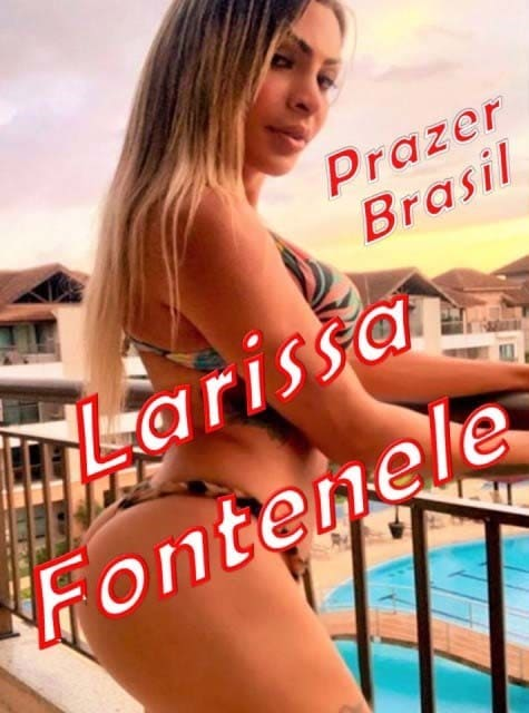 1LarissaFonteneleTransCapa Recife - Travestis