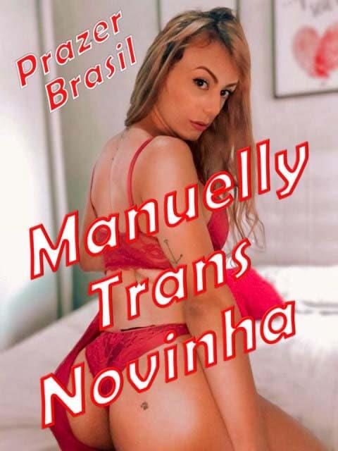 1ManuellyTransNovinhaCapa Sorocaba - Travestis