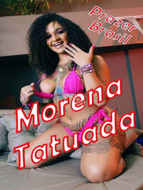 1MorenaTatuadaTransCapa Morena Tatuada