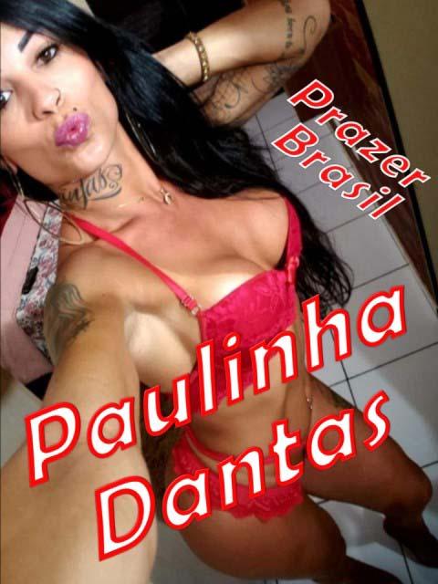 1PaulinhaDantasTransCapa Travestis - Baixada Santista