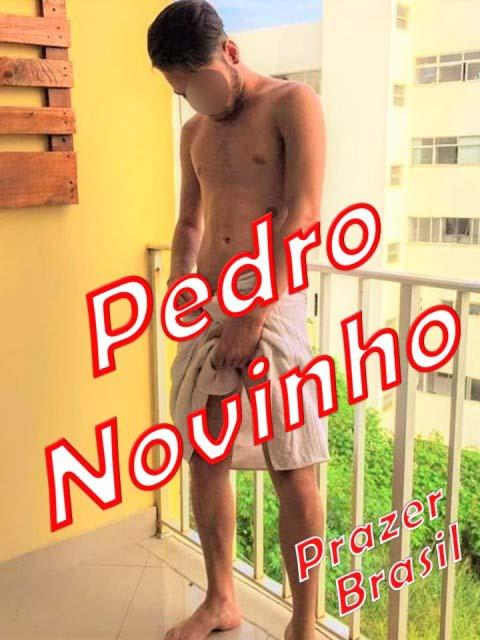 1PedroNovinhoHomJuizDeForaCapa Pedro Novinho