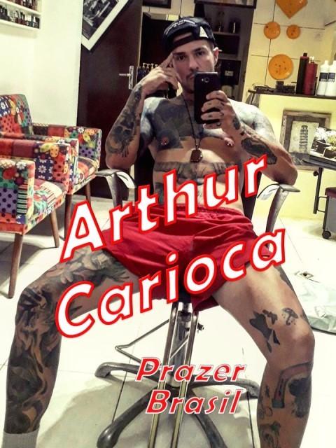 1ArthurCariocaHomemRJCapa Rio de Janeiro - Homens