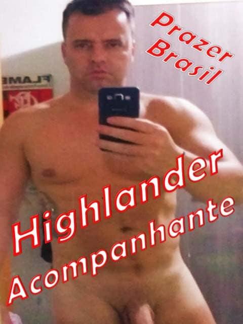 1HighlanderAcompanhanteCapa Rio de Janeiro - Homens