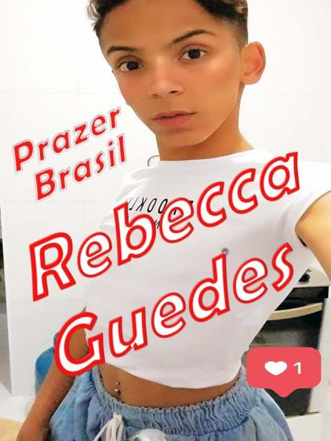 1RebeccaGuedesTransCapa São Paulo - Travestis