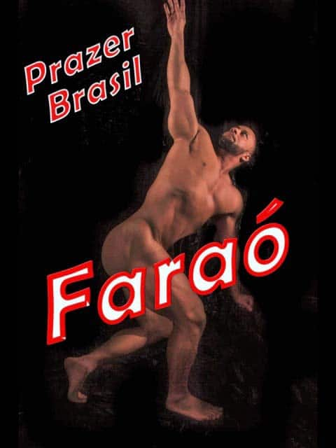 1FaraoCapa Caxias do Sul - Homens