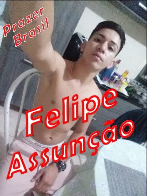 1FelipeAssuncaoHomemBelemCapa Felipe Assunção