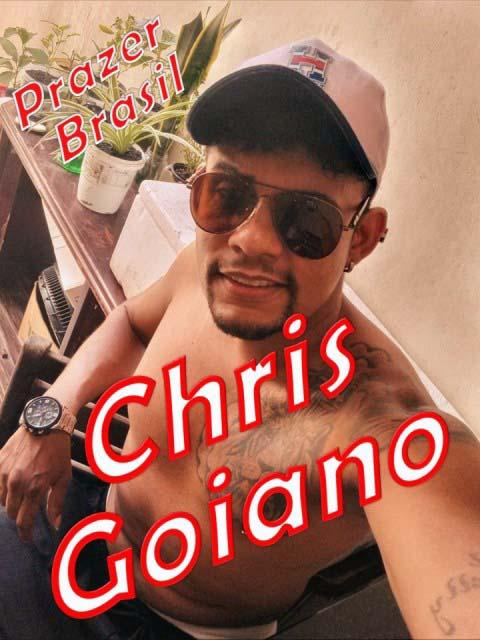 1ChrisGoianoCapa Joinville - Homens