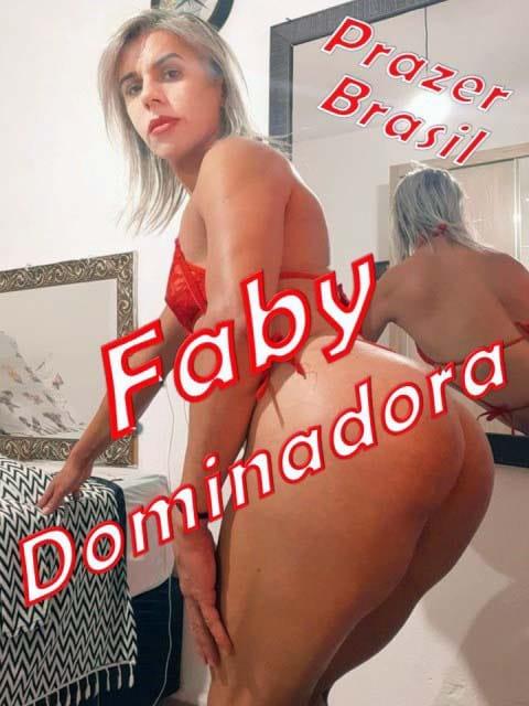 1FabyDominadoraCapa Bragança Paulista - Travestis