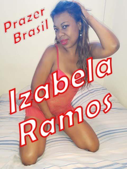 1IzabelaRamosCapa Izabela Ramos