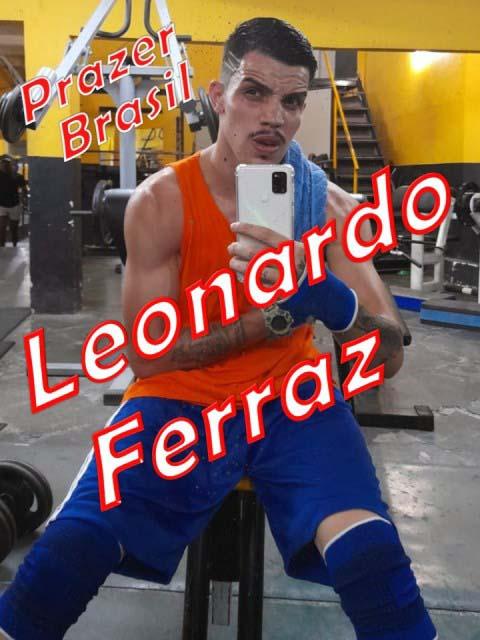1LeonardoFerrazCapa Duque de Caxias - Homens