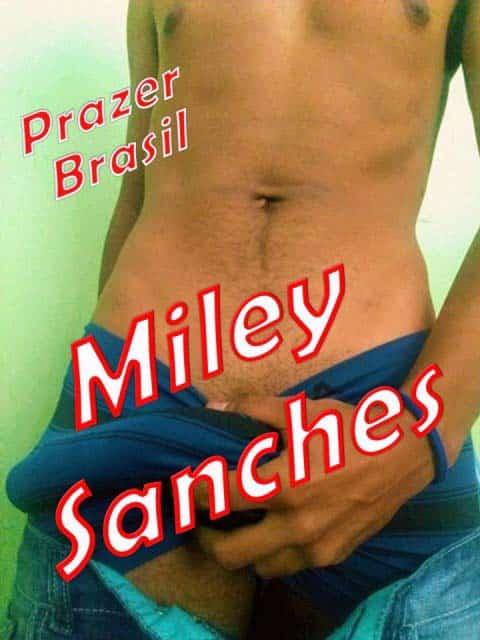 1MileySanchesCapa Miley Sanches