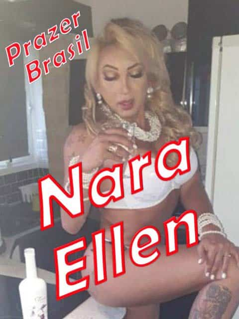 1NaraEllenCapa Travestis - Belém