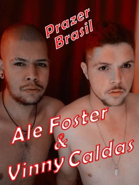 1AleFosterVinnyCaldasCapa Porto Alegre - Homens