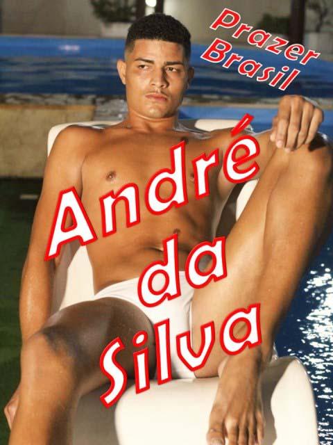 1AndreSilvaCapa André da Silva